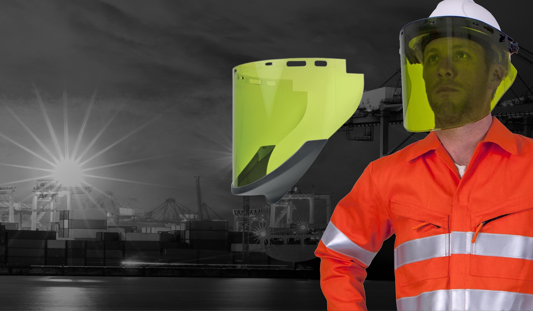 Picture for category ArcFlash Faceshields
