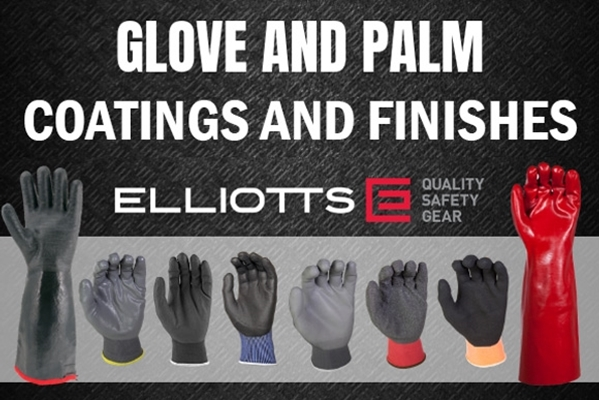 Glove and Palm Coatings, and Finishes