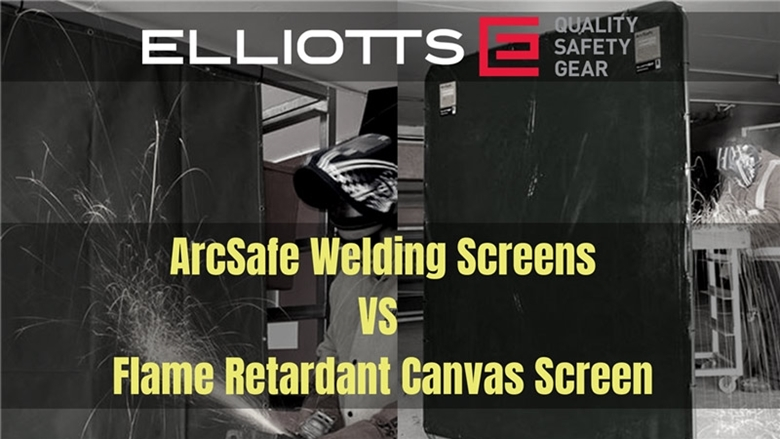 We Compare the Elliott Welding Screens … so you can choose what's best for you.