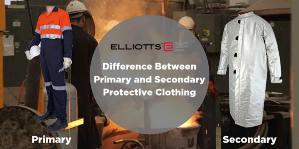 Difference Between Primary and Secondary Protective Clothing