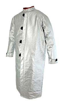Picture of Foundry Jacket - 1300mm | Unlined | Centre Closure Vented Action Back