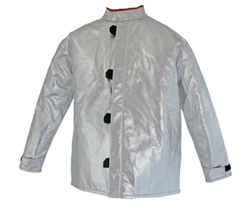 Picture of Foundry Jacket - 800mm | Lined | Centre Closure Combo Action Back
