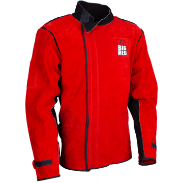 Picture of The BIG RED® Welders Jacket