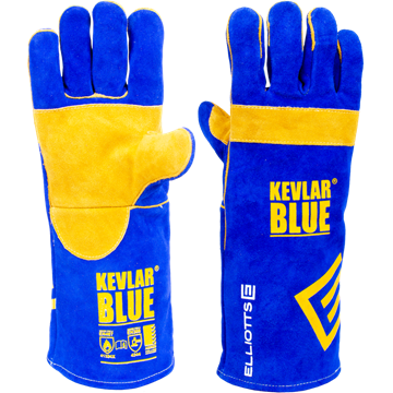 Picture of The KEVLAR® BLUE™ Welding Glove