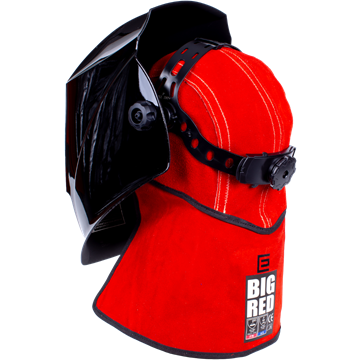 Picture of The BIG RED® Welders Cap with Nape
