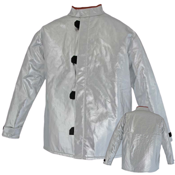 Picture of Foundry Jacket - 800mm | Unlined | Centre Closure Action Back