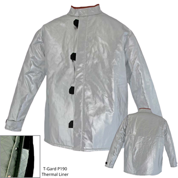 Picture of Foundry Jacket - 800mm | Lined | Centre Closure Action Back