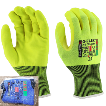 Picture of VENDING - G-Flex Dynamax High Vis C5 AirTouch Technical Safety Gloves
