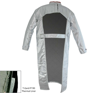 Picture of Foundry Smock Lined Opened Back Style