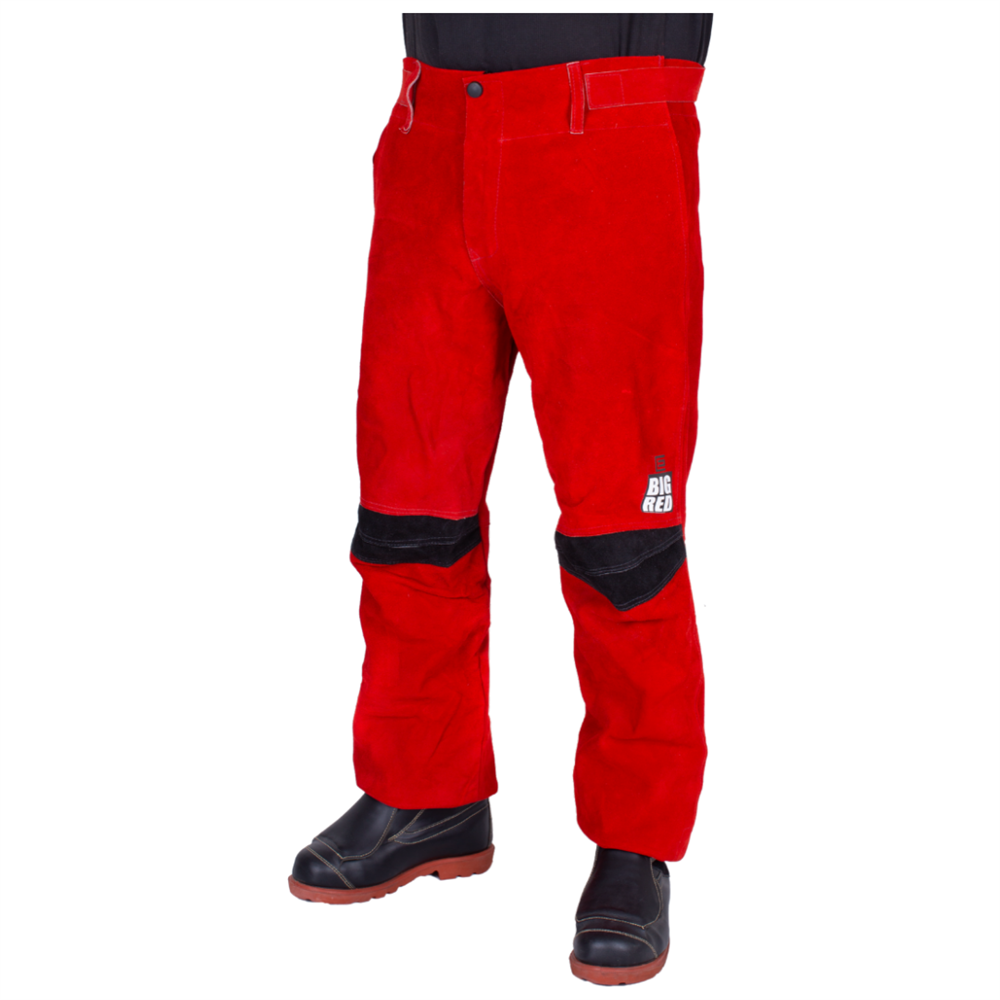 Big Red Full Seat Welding Trousers