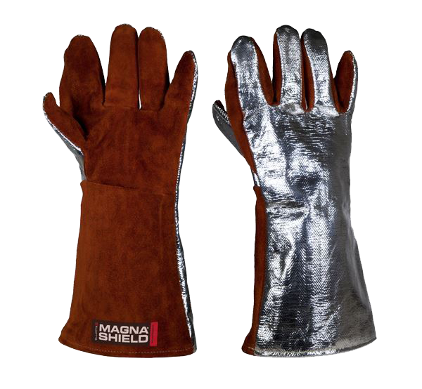 MagnaShield Aluminised Preox Gloves