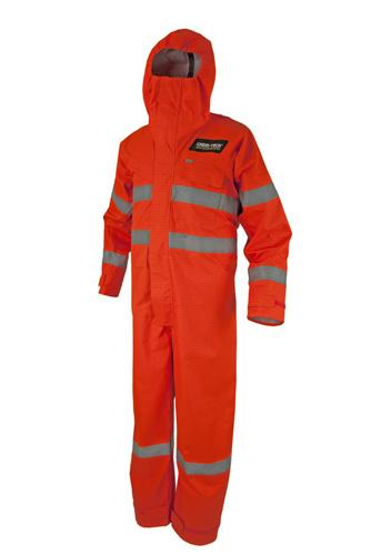 Chem-Tech Hooded Coverall