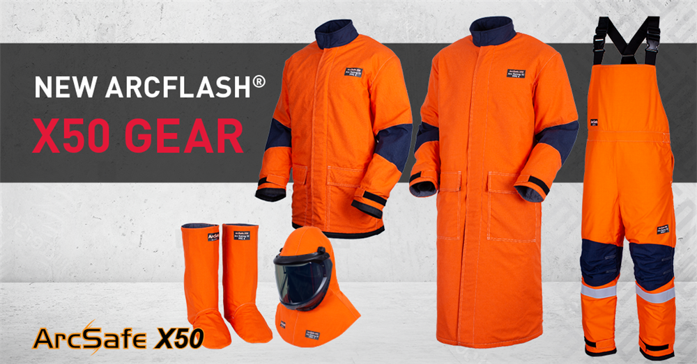 X50 Arc Flash Gear