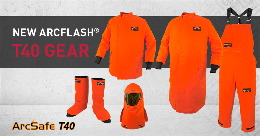T40 Arc Flash Gear