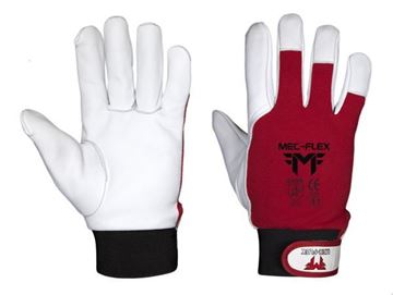 Picture of Goatskin Grain Gloves