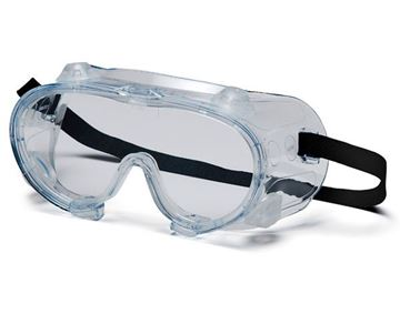Picture of Pyramex Safety Goggles - Chemical Splash / Vented