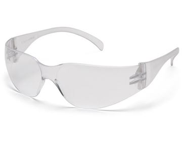 Picture of Pyramex Intruder - Clear Lens with Clear Frame