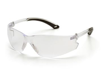 Picture of Pyramex Itek - Clear Lens with Clear Temples
