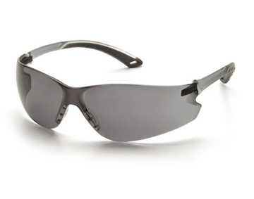 Picture of Pyramex Itek - Grey Lens with Grey Temples