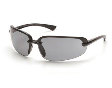 Picture of Pyramex Protocol - Grey Lens with Black Frame and H2X Anti-Fog Technology