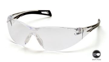 Picture of Pyramex PMX Slim - Clear Lens with H2X Anti-Fog Technology
