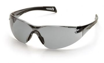 Picture of Pyramex PMX Slim - Smoke Lens with H2X Anti-Fog Technology