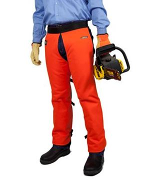 Picture of Big Jim  Chainsaw Chaps - CSC Style Proban