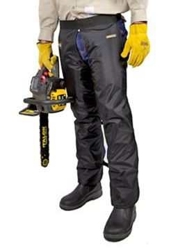 Picture of Big Jim  Chainsaw Chaps - CSC Style Nylon