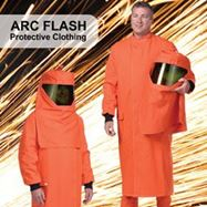Picture of ARC FLASH & FIRE HAZARD PROTECTION