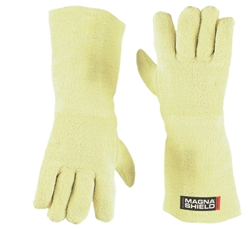 Picture of MagnaShield®  Aramid  Glove - Fully Loop Pile.