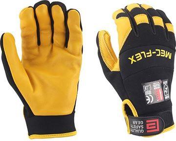 Picture of Mec-Flex® Utility Gold C5 360 Mechanics Gloves
