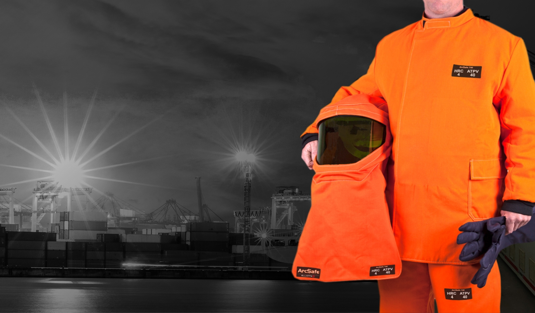 Picture for category Arc Flash Switching Clothing