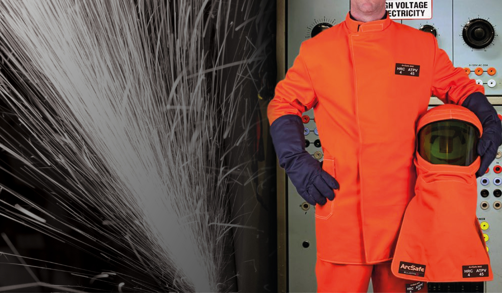Picture for category Arc Flash Gloves