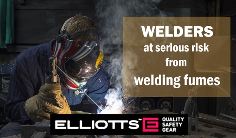 Welders at Serious Risk from Welding Fumes