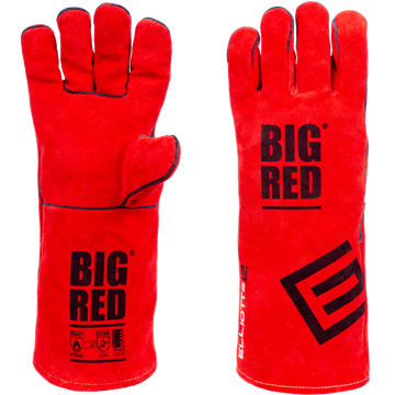 Picture of The Original BIG RED® Welding Glove.