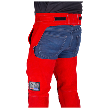 Picture of The BIG RED® Welders Seatless Trousers