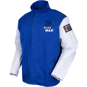 Picture of The Blue Max® Proban® Welders Jacket with Grain Leather Sleeves