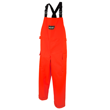 Picture of CHEM-TECH FRAS Bib & Brace Trousers - Chemical Splash