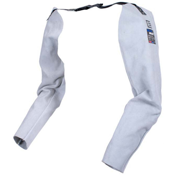 Picture of Blue Max Chrome Leather Welding Sleeves