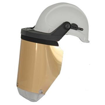 Picture of Gold Visor Kit