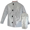 Picture of Foundry Jacket - 800mm | Unlined | Centre Closure Vented Action Back