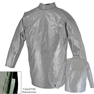 Picture of Foundry Jacket - 910mm | Lined | Side Closure Action Back