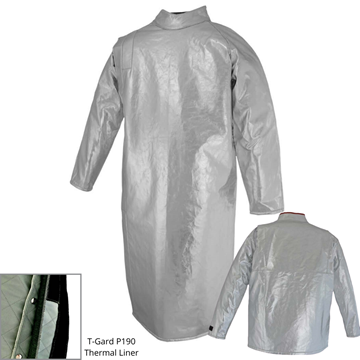 Picture of Foundry Jacket - 1270mm | Lined | Side Closure Action Back