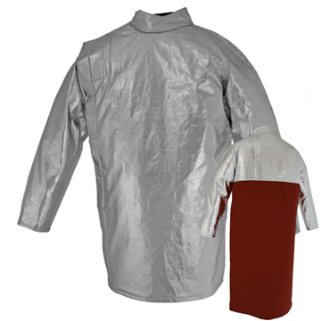 Picture of Foundry Jacket - 910mm | Unlined | Side Closure Combo Action Back
