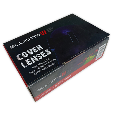 Picture of Clear Cover Lens (Heat Treated)
