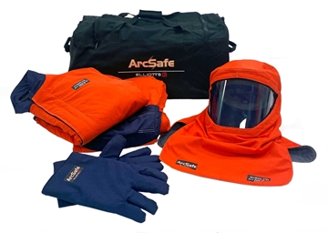 Picture of Jacket/Trousers & Switching Hood - ArcSafe X50 Kit