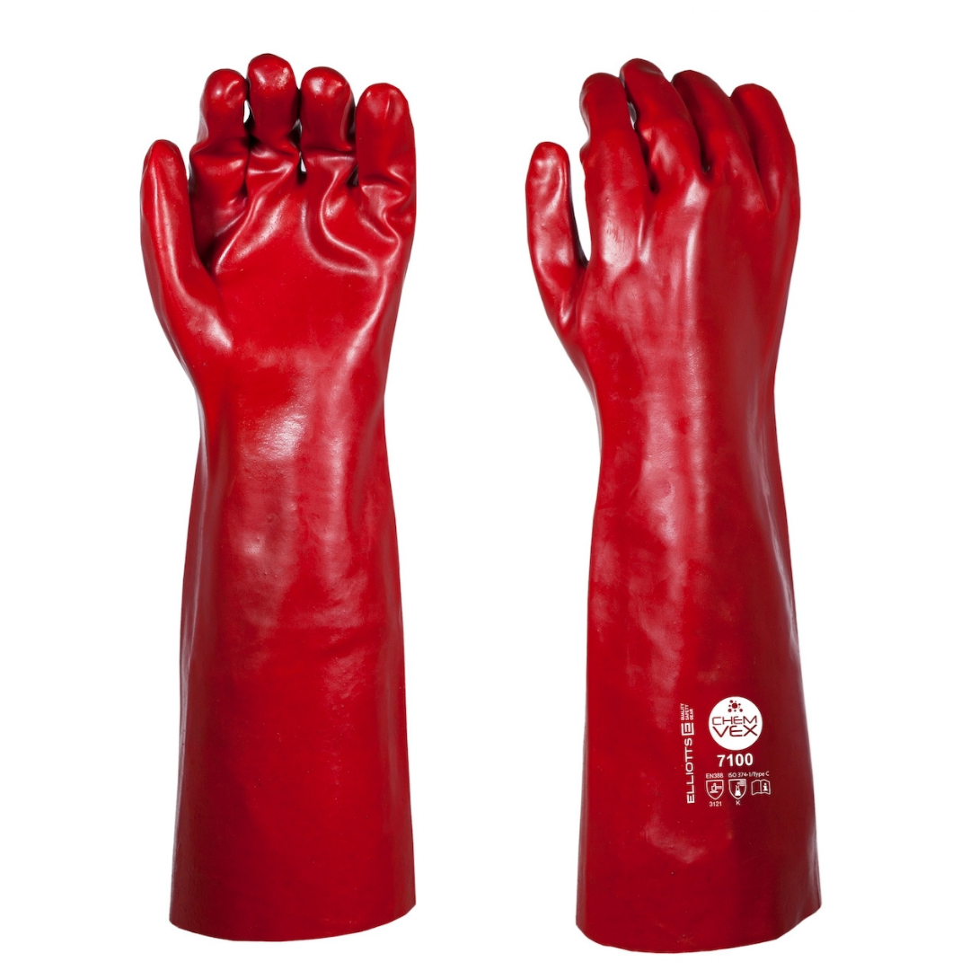 ChemVex Handling PVC Gloves