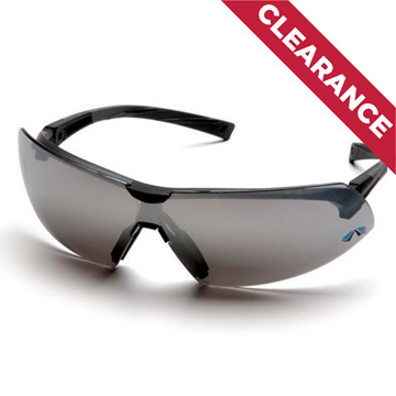 Picture of Pyramex Onix - Silver Mirror Lens with Black Frame