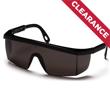 Picture of Pyramex Integra - Grey Lens with Black Frame