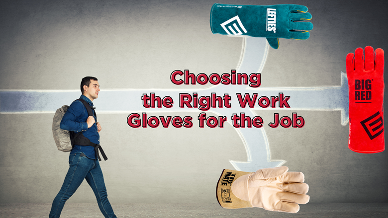 Choosing the Right Work Gloves for the Job